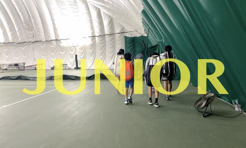 Eboshi Tennis Junior Video